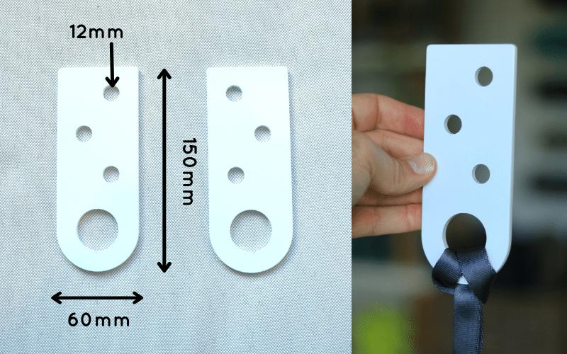 Rigging Plate Installation