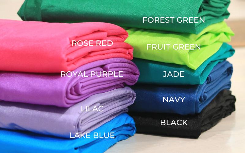 Hammock Colours
